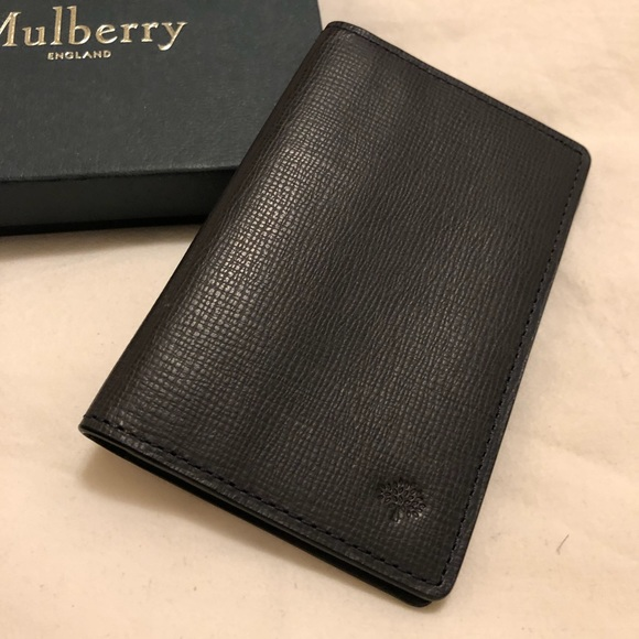 79e7529888 Mulberry Bags | Wallet Black Slim | Poshmark